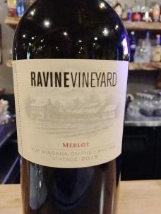 Ravine Vineyard Merlot 2015