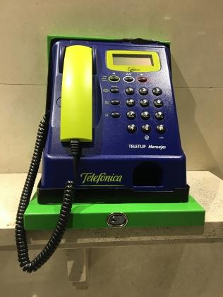 Madrid telephone