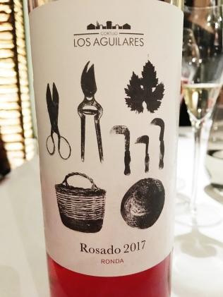 Los Aguilares Rosado 2017