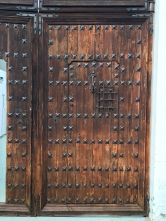 Door at Los Aguilares