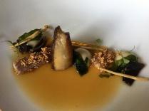 Foie gras at La Bretesche