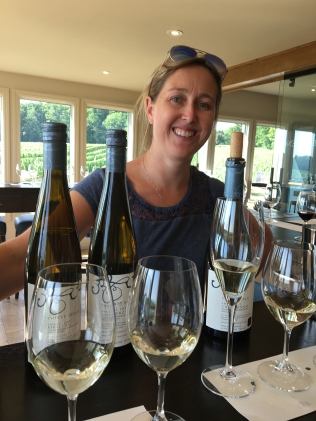 Winemaker Emma Garner