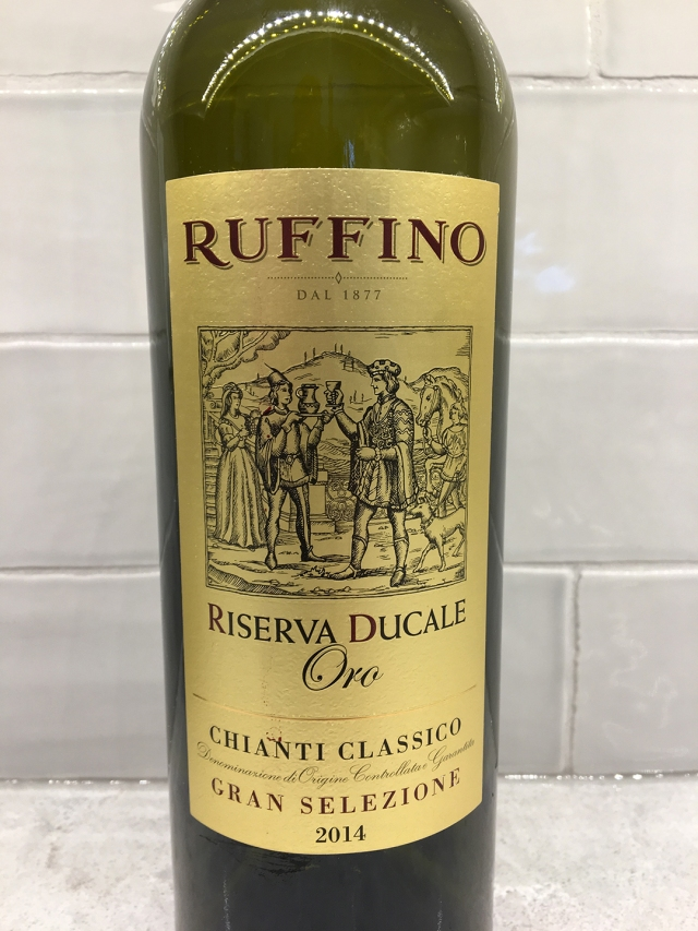 Ruffino Riserva Ducale Oro 2014
